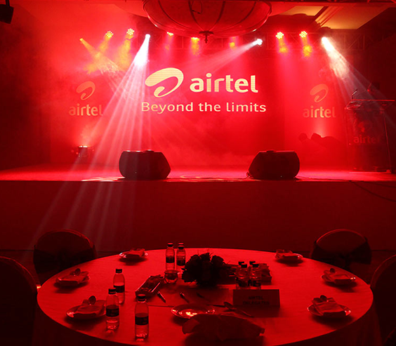 Airtel Event