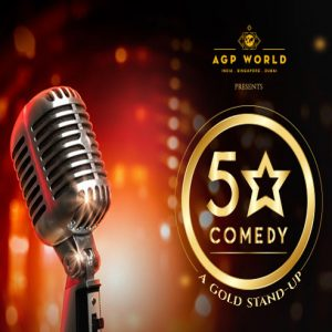 5 Star Comedy: The new Gold Standard for Stand-up comedy in India