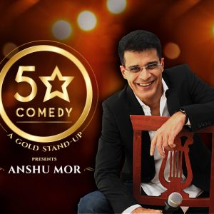 Anshu Mor: Classy, clean and simply hilarious